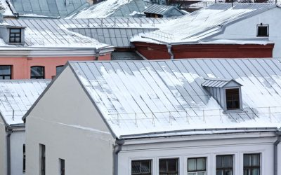 5 Reasons Why Metal Roofing is Great for Cold Climates